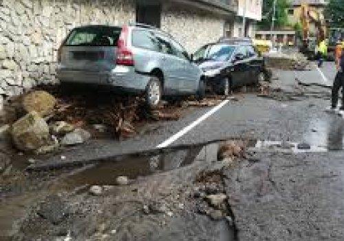 Richiesta contributi per danni alluvione del 16 e 17 Novembre 2019